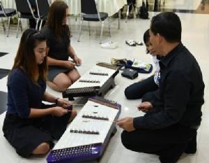 สวธ.เพิ่มศักยภาพครูสอนดนตรีไทย