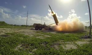 เหตุผลสำคัญที่สหรัฐฯเร่งนำระบบป้องกันขีปนาวุธ 'ทาด' ไปติดตั้งที่เกาหลีใต้