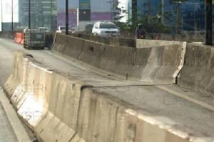 เริ่มแล้ว! ปิดซ่อมสะพานไทย-เบลเยี่ยม ฝั่งขาออก 30 วัน หลังเกิดเหตุเพลิงไหม้ ทำรถติดหนึบ