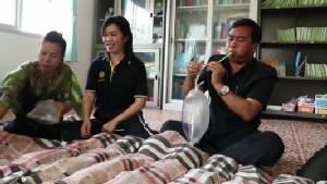 เจ๋ง! ทำที่นอนลมจากถุงน้ำยาล้างไต ลดค่าใช้จ่าย-รักษ์สิ่งแวดล้อม