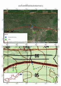 กรมอุทยานฯ โชว์แผนที่ แจงบ่อนอยู่ฝั่งเขมร ไม่ใช่เขตของตาพระยา-พื้นที่ทับซ้อน