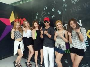 """ซีอาร์บิซ (CRBIZ) อิมพอร์ต 5 สาวเกิรล์ลกรุ๊ป """"HINT"""" เอาใจคอเพลงเกาหลีเมืองไทย"""