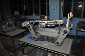 """ไฟไหม้เทคนิคกำแพงเพชร หุ่นยนต์ทีม """"ซุ้มกอ"""" รางวัลระดับโลกหวิดวอด"""