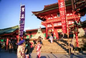 5 สถานที่ท่องเที่ยวญี่ปุ่น พลาดไม่ได้ในปี 2017
