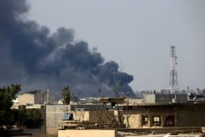"""ลือหึ่ง!! พันธมิตรสหรัฐฯ ทิ้งบอมบ์ใน """"โมซุล"""" ทำพลเรือนอิรักดับกว่า 200 ศพ"""