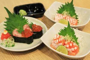 """OISHI EATERIUM"" อิ่มไม่อั้นแบบพรีเมียม คอบุฟเฟต์อาหารญี่ปุ่นห้ามพลาด!!"