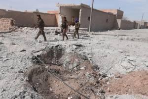 """กองกำลังเคิร์ด-อาหรับยึด """"สนามบินทหาร"""" ใกล้เขื่อนใหญ่ที่สุดในซีเรียคืนจาก IS"""