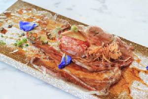 """Sushi Siam BKK"" อาหารญี่ปุ่นสดได้ใจ อาหารไทยรสจัดจ้าน"