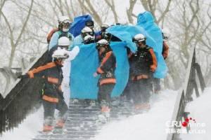 หิมะถล่มสกีรีสอร์ตที่ญี่ปุ่น ฝังครูนักเรียน 8 คนเสียชีวิต บาดเจ็บกว่า 40 คน (ชมคลิป)