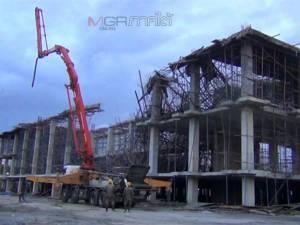 อาคารศูนย์วัฒนธรรมพระยารัษฎานุประดิษฐ์ เทศบาลนครตรัง ถล่มเจ็บ 1