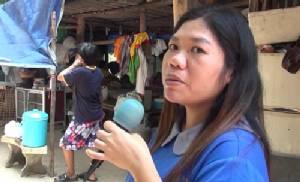 สาวโรงงานท้อง 4 เดือนไฟไหม้บ้านโพสต์ขอความช่วยเหลือผ่านโลกโซเชียล
