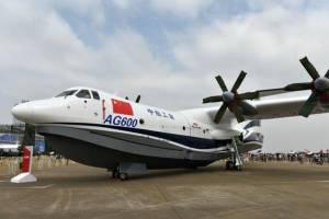เครื่องบินสะเทินน้ำ-บกจีน เตรียมทะยานเดือน พ.ค.นี้