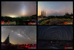 เก็บมาฝากเทคนิคสำคัญในคืนอบรมถ่ายภาพ Astrophotography Marathon 2017