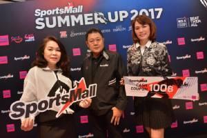 สปอร์ตมอลล์ จับมือ เมืองไทยประกันชีวิต ผนึกกำลังจัดหนักสปอร์ตมาร์เกตติ้ง รุกกิจกรรมด้านกีฬาตลอดปี