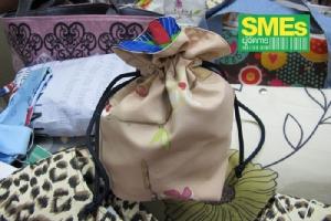 กระเป๋าผ้าดีต่อใจ สวยสะท้อนน้ำ ฝีมือแม่บ้านไทยสไตล์ญี่ปุ่น