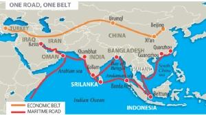 """ยุทธศาสตร์ไทยต่อ """"หนึ่งแถบหนึ่งเส้นทาง หรือ OBOR ของจีน""""/ เอนก เหล่าธรรมทัศน์"""