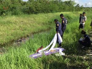 สลด! พบศพหนุ่มเมืองลุงพลัดตกรถไฟเสียชีวิต