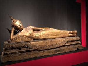 """ชม """"ประตูไม้แกะสลัก"""" วัดสุทัศนฯ ฝีพระหัตถ์ ร.๒ วธ.นำจัดแสดงพร้อมโบราณวัตถุที่ """"ญี่ปุ่น"""" เชื่อมสัมพันธ์"""