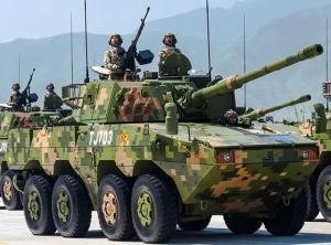 """เรียบร้อยโรงเรียนจีนอีก ไทยเซ็นซื้อรถเกราะล้อยาง """"เสือดาวหิมะ"""" 32 คันกระสุน 12,000 นัดกว่า 2 พันล้าน"""