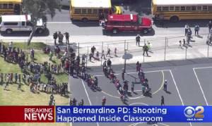 มือปืนบุกยิงอุกอาจกลางห้องเรียนชั้นประถมสหรัฐฯ ตาย 1 ศพ เด็กบาดเจ็บ 2