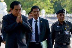 Thai junta to lift political party ban for 2018 polls