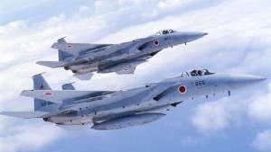 """ญี่ปุ่นส่งบินขับไล่สกัดกั้น """"เครื่องบินต่างชาติ"""" มากเป็นประวัติการณ์ ส่วนใหญ่มาจากจีน"""