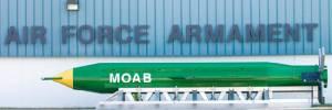 """ใครๆ ก็อยากรู้ """"โคตรระเบิด MOAB"""" ของกองทัพมะกัน ราคาสูงกว่า 1 หมื่นล้านจริงไหม?"""