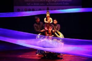 """มหกรรมวัฒนธรรม """"หุ่นไทย-อาเซียน"""" ใต้ร่มพระบารมี 235 ปี กรุงรัตนโกสินทร์"""