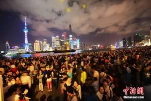"""ชาวต่างชาติในจีนโหวต """"เซี่ยงไฮ้"""" เป็นสุดยอดเมืองในฝันติดต่อกันเป็นปีที่ 5"""
