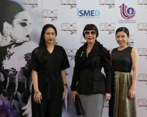 3 สาวกูรูแฟชั่น ผนึกกำลัง สร้างนักออกแบบแฟชั่น FDC 2017