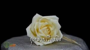 กทม.โพสต์คลิปออกแบบดอกไม้จันทน์ ถวายแด่รัชกาลที่ ๙ พร้อมเปิดสอนแก่ประชาชนทั่วไป