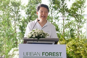สกว.เปิดเวทีสานพลัง ปลูกป่าในเมือง-ไทยแลนด์4.0