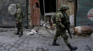 นายทหารยศพันตรีรัสเซียถูกกบฏซีเรียเด็ดชีพระหว่างโจมตีค่ายกองกำลังรัฐบาล
