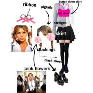 Britney Spears ต้นตำรับแฟชั่นผูกชายเสื้อ