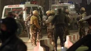 ตอลิบานปลอมตัว-บุกสังหารทหารอัฟกัน 50 คนถึงฐานทัพ
