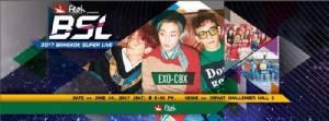 """""""เฉิน-แบคฮยอน-ซิ่วหมิน """"ติดว้าว! เตรียมคอนเสิร์ตแรก """"เอ็กโซ-ซีบีเอ็กซ์"""" ที่ไทยเปิดจองบัตร 29 เม.ย.นี้"""