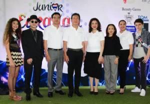 Junior Eurasian Thailand 2017 สานฝันปั้นดาวเด็กลูกครึ่งทั่วประเทศ