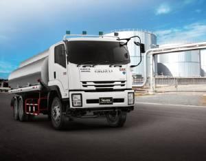 """Isuzu King of Trucks"" อีซูซุเปิดรถบรรทุก 6 รุ่นฉลอง 60 ปี"
