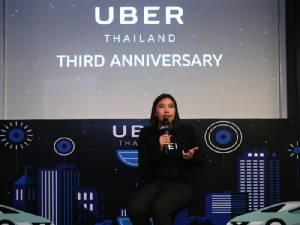 """ลงทุนให้เกิดรายได้ """"อูเบอร์"""" ให้บริการในไทย 3 ปี ยังไร้กำไร"""