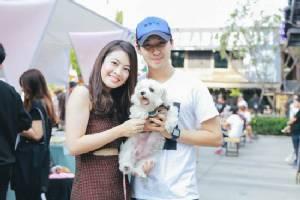 ครั้งแรกของเมืองไทยกับการวิ่งมินิมาราธอนของคนและเพื่อนรักสี่ขา