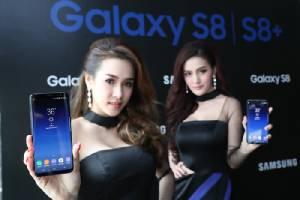 ซัมซุง อวดยอดจอง S8 เพิ่มจากรุ่นก่อนหน้า 2 เท่าตัว
