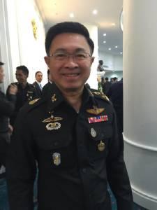 ผบ.สส.ต้อนรับ ผบ.สส.มาเลย์ เยือนไทยหลังรับตำแหน่ง