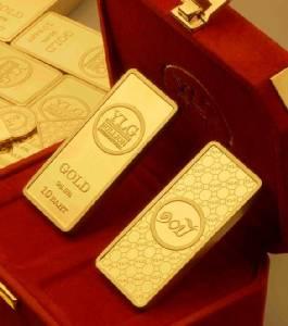 วาณิชธนกิจคาดระยะสั้นทองคำมีแนวโน้มอ่อนตัวลง