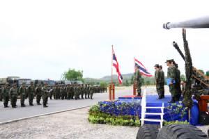 สอ.รฝ.เปิดฝึกยิงอาวุธทางยุทธวิธีต่อสู้อากาศยาน กองทัพเรือ ประจำปี 2560