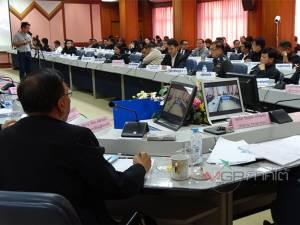 คณะ สนช.ย้ำข้าราชการสตูลศึกษารัฐธรรมนูญฉบับใหม่ และปรับตัวเพื่อบริการประชาชน