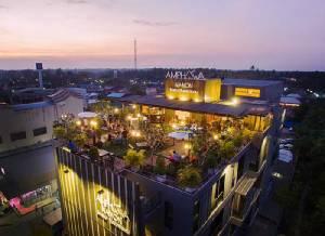 """""""โรงแรมอัมพวาน่านอน แอนด์สปา"""" ชวนพักผ่อนคลาย สุขกายสบายใจ ใกล้ตลาดน้ำอัมพวา"""
