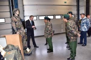 ผบ.กองทัพพม่าช้อปปิ้งลิสต์ยาว เล็ง บฝ.Grob+ระบบฝึกบินเยอรมันทันสมัยอีกรายการ
