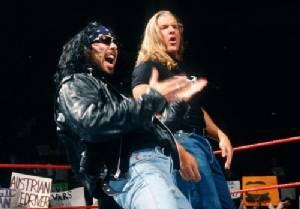 ตำนาน WWE ถูกจับยัดตะราง ข้อหาพกยาไอซ์-กัญชา