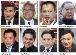"""สมการการเมืองใหม่ สูตร """"ขี้ผสมข้าว"""" วังเวงประเทศไทย"""