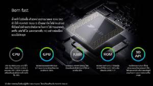 ไขประเด็นหน่วยความจำ UFS บน Huawei Mate 9